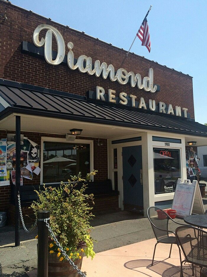 Diamond Restaurant Charlotte North Carolina