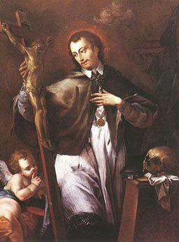 St. John Nepomucene, the first martyr of the Seal of the Confessional, a patron against calumnies and, because of the manner of his death, a protector from floods
