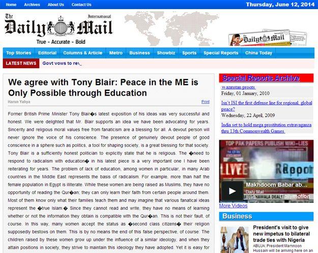 daily mail_adnan_oktar_agree_w_tony_blair