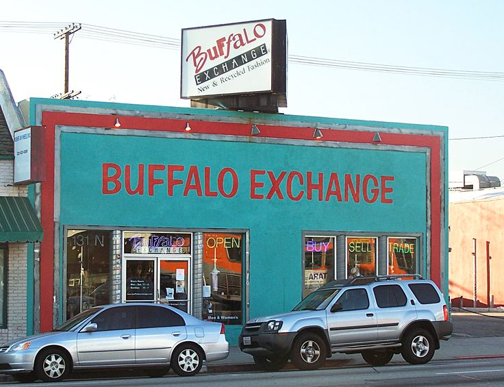 Buffalo clothing store