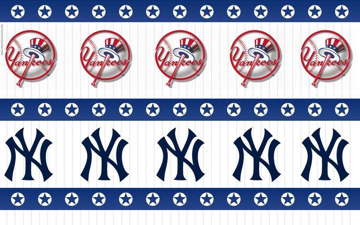 New York Yankees Wallpaper My Free Wallpapers Hub