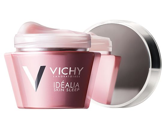 Vichy Idéalia Skin Sleep  #beautynews #beauty2015 #beautyproduct  #cosmetic2015 #cosmeticnews #makeup2015 #makeup  #Maquillage2015 #beautycampaign #beautyreview #makeupreview