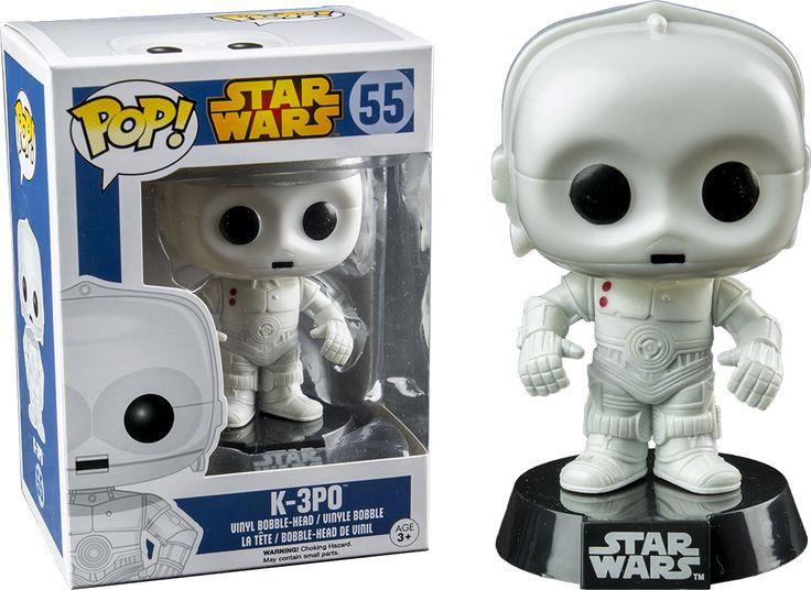 K-3PO Pop! Vinyl | Star Wars Pop! Vinyl | Popcultcha