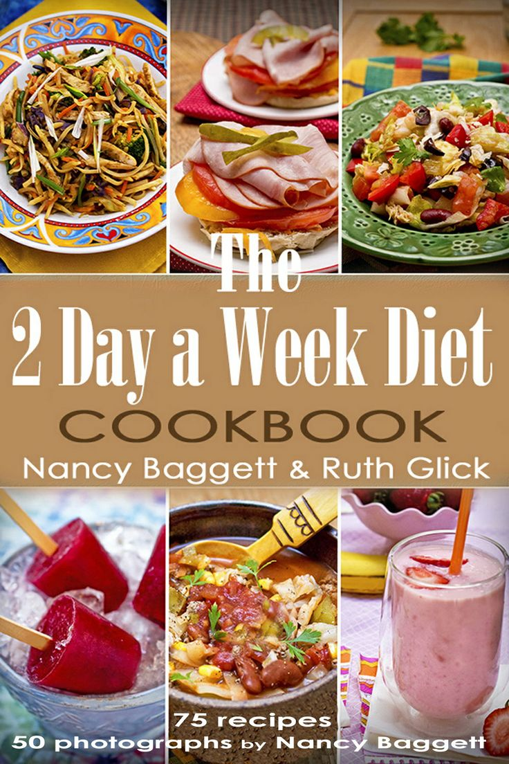 while you lose those unwanted pounds on the 2-day-a-week or 5-2 diet ...