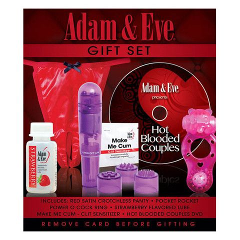 This is a great novelty gift for a friend or partner.  It has got you covered for a night of naughtiness!!  #adulttoy http://www.naughtyhousewife.com.au/collections/frontpage/products/adam-eve-gift-set