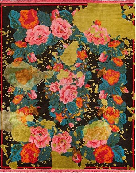 Janka carpet, Jan Kath, Pfister