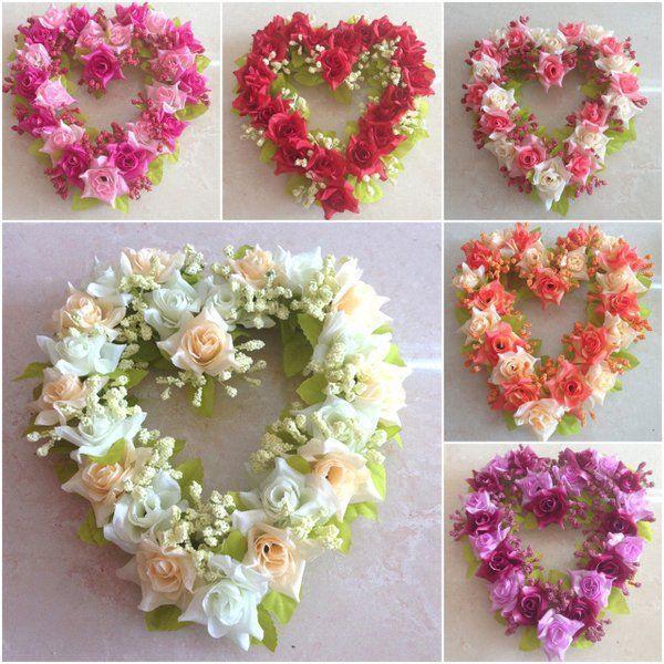 Bouquet Fleurs Artificielles Pas Cher Fleure Artificiel Maison
