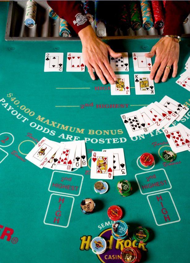 Carolina poker supply
