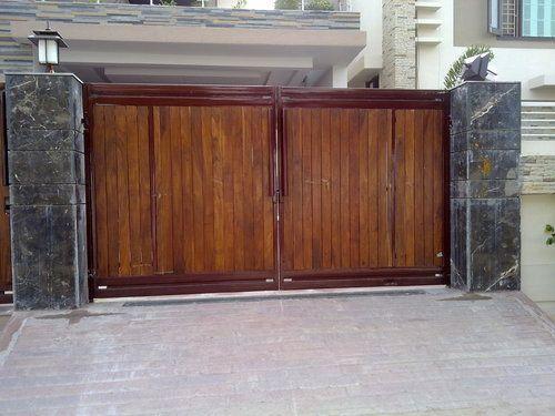 25 Best Ideas About Wooden Gate Designs On Pinterest