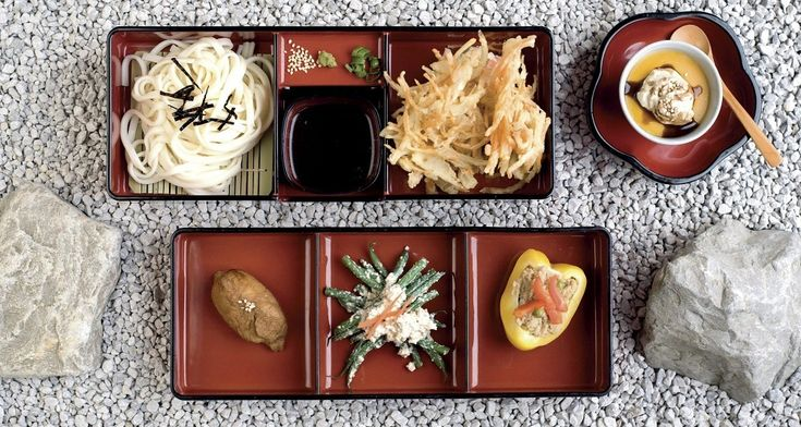 Japanese, vegan, and organic? No wonder Itadaki Zen is the first of its kind in Europe. But despite operating from a narrow pool of ingredients, the predominantly...