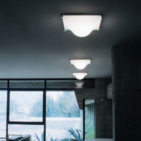 Martinelli Luce Bolla Bolla 50 plafondlamp Plafondlamp wit