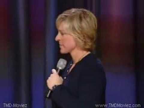 Ellen Degeneres Here & Now-skip to 7:30 for the funniest thing ever