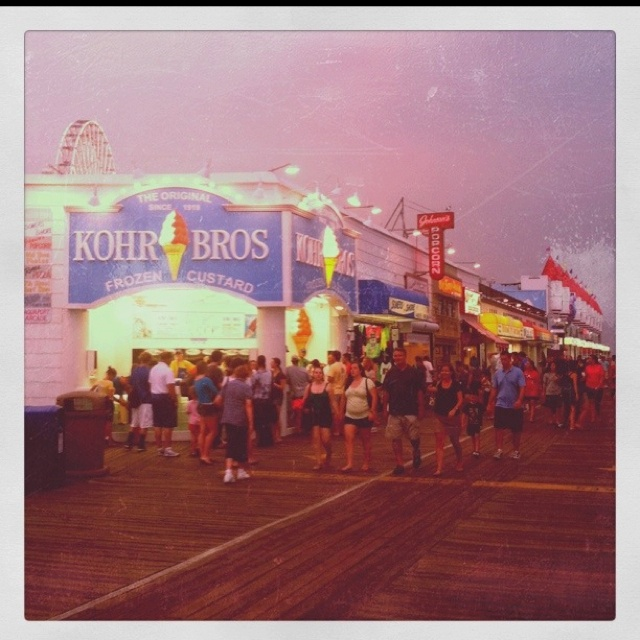 Ocean City, NJ... favorite place in the world!