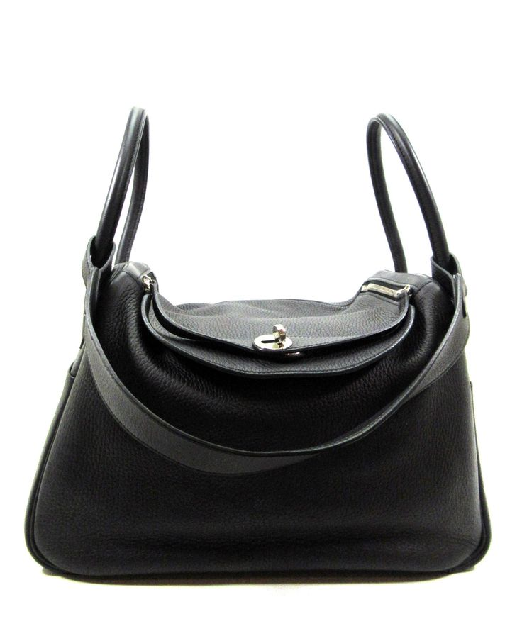 Herms Lindy 34 2-way Taurillon Clemence Handbag Tote Shoulder Bag. Get one of the hottest styles of the season! The Herms Lindy 34 2-way Taurillon Clemence Handbag Tote Shoulder Bag is a top 10 member favorite on Tradesy. Save on yours before they're sold out!
