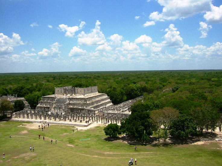 Visiting Chichen Itza and the pyramids in Chichen Itza is life changing experience. Cancun to Chichen is a breeze and Chichen Itza tours are popular.