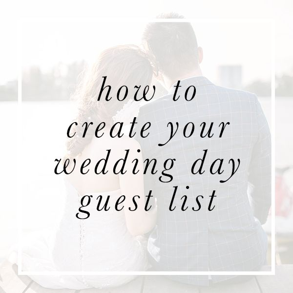 Hey lady, congrats on your engagement! One of the most important things to do after you get engaged is to start creating your guest list. This will be crucial for determining your venue since many have limits on the number of people that they can fit.