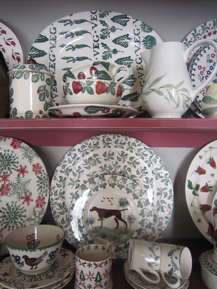 All Emma Bridgewater....... Dresser