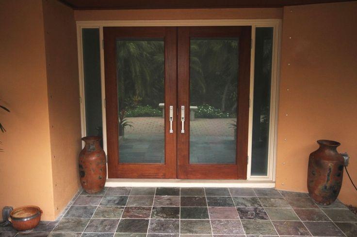 Marlor front door storefront door pinterest for Glass door for front door