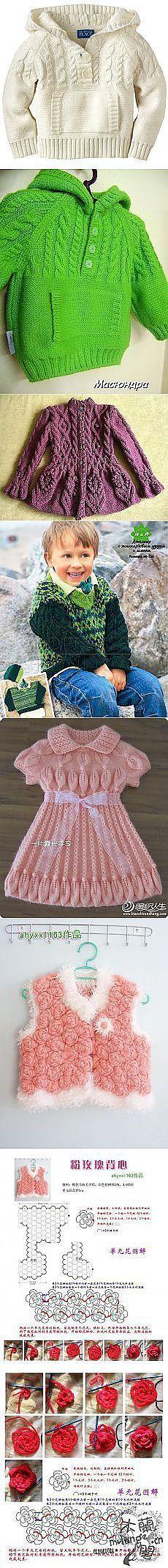 Lyudmila Mikhailova: tricoter pour les enfants |  Postila.ru
