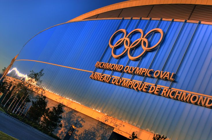Richmond Olympic Oval in Richmond, BC