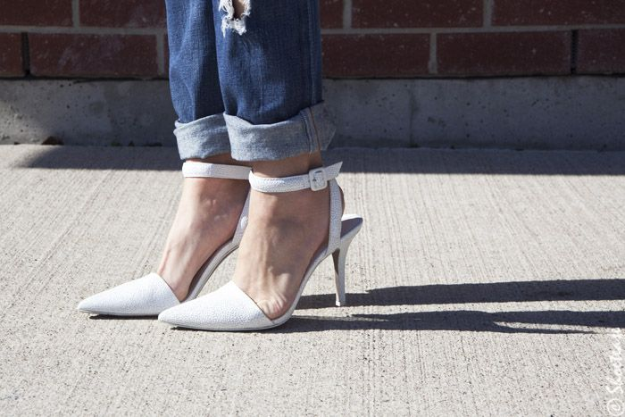 Image result for white pumps after labor day