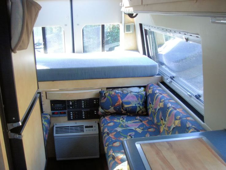Compact windowed sprinter custom conversion. LOTS of ...