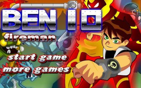 Play Ben-10 Fireman at games896.com  http://games896.com/games/online/BEN-10-FIREMAN  More free online games at games896.com