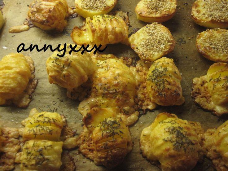 Fächer Kartoffeln - super lecker