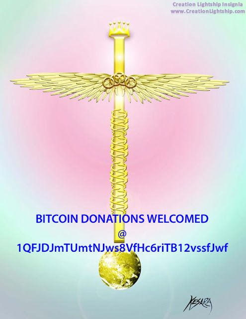 GALACTIC FREEDOM SHOW: BITCOIN DONATIONS WELCOMED!... HUMANS ONLY...@ 1QF...