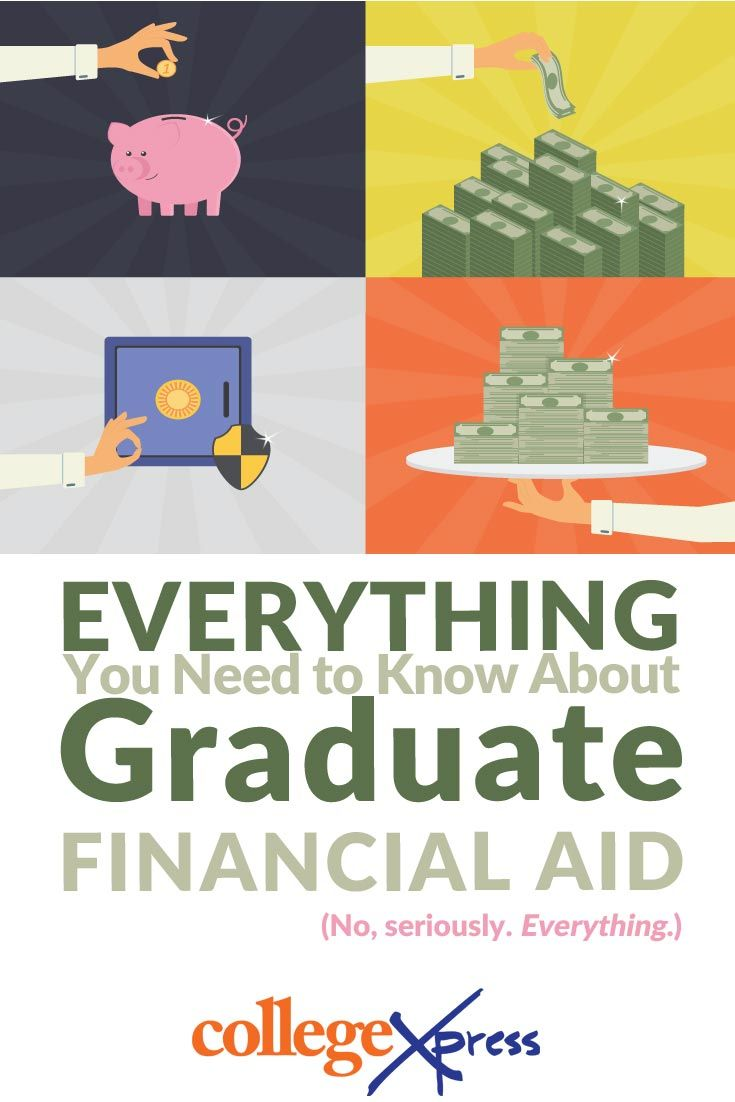 A look at paying for grad school, from grants, fellowships, and scholarships to loans, federal forgiveness programs, and much more | CollegeXpress.com