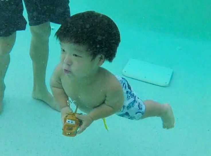 It's Time to Swim on The Little Couple—Watch the Sneak Peek Now!  Will, Swimming, The Little Couple