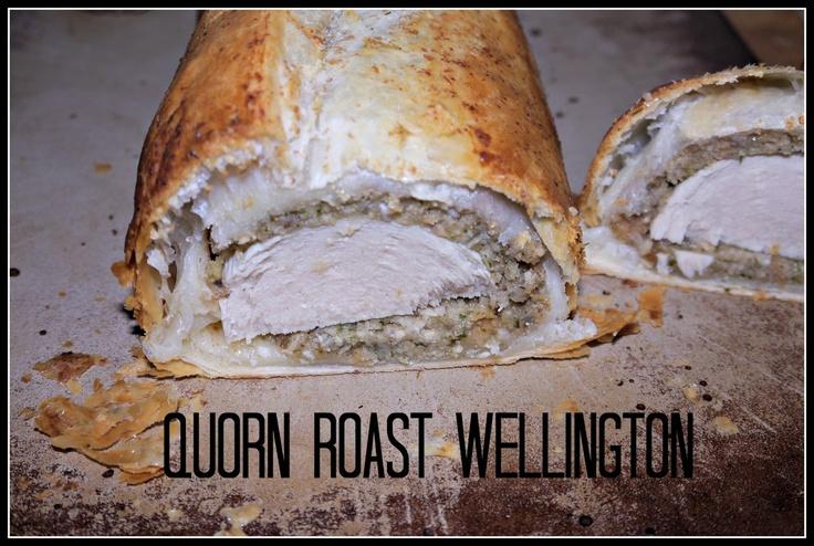 Vegetarian-ize that recipe with Quorn: Roast Wellington