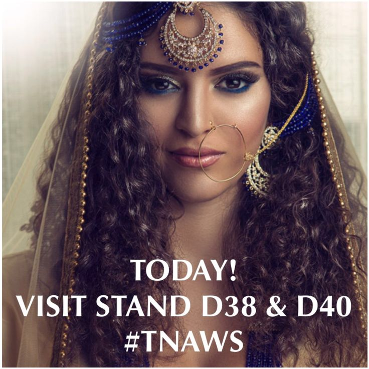 AND IT BEGINS... Day 1 of #tnaws 2016   Come and visit us, enter our fantastic new competitions and meet our amazing and talented team!  ✨Stand numbers D38 & D40✨  See you there!   #nationalasianweddingshow  #weddingshow #bride #weddingshopping #bridetobe #asianweddingshow #nishelcreations #asianwedding #indianwedding #londonexcel #henna #jewellery #mehndi #bollywood #jewels #consultation #hennabodyart #getmehndified #gethenna #hennacones #testthecolour