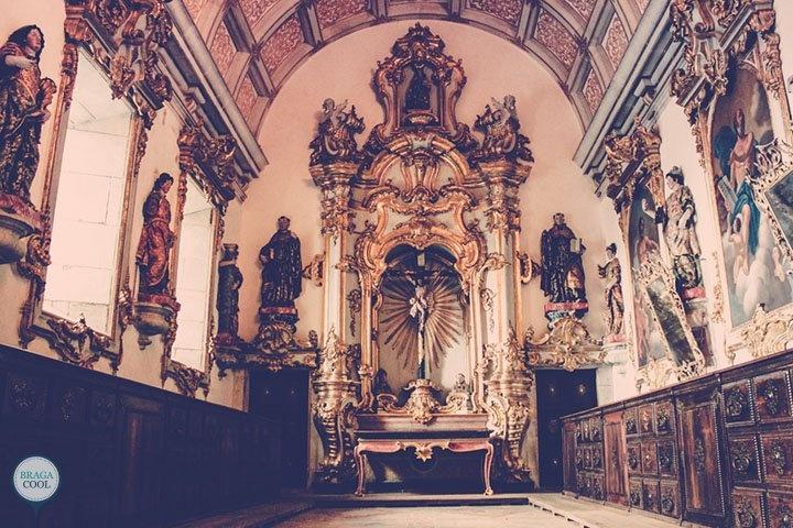 Braga - Páscoa - Mosteiro São Martinho de Tibães