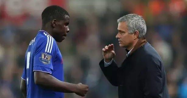 Jose Mourinho Wants Chelsea Star Kurt Zouma At Old Trafford