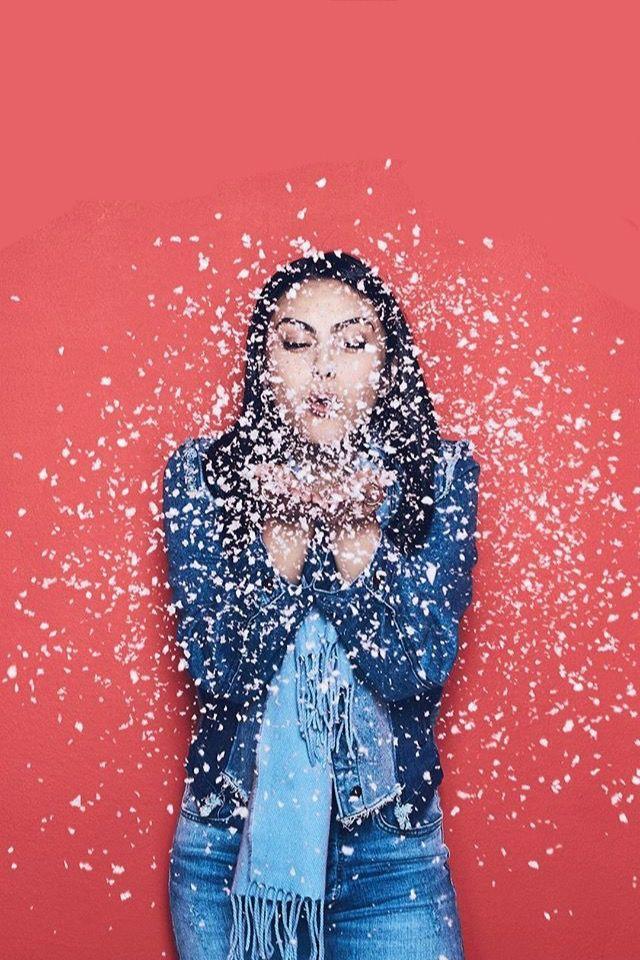 Camila Mendes ( Merry Christmas)