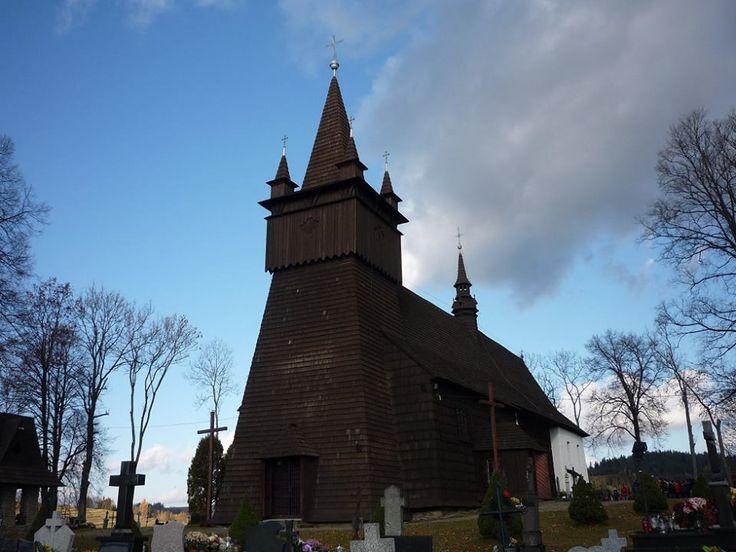 Orawka, kościół p.w. św. Jana Chrzciciela