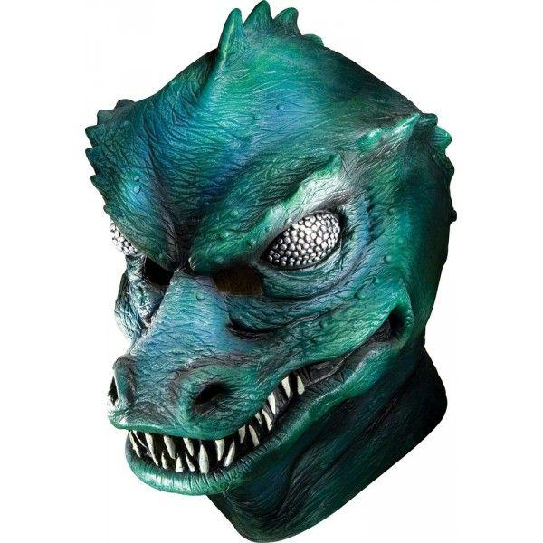 Masque latex Gorn Star Trek