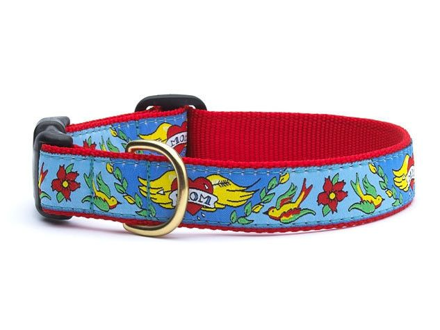 Up Country Mom Dog Collar - Medium