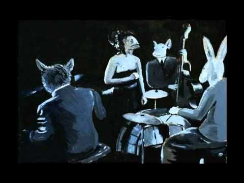 David Lynch - Ghost of Love - animation by Michael Liran