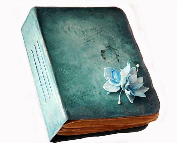 Gift for mother handmade journal for mombirthday