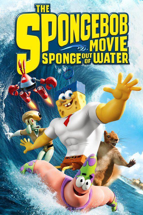 The SpongeBob Movie: Sponge Out of Water Full Movie Online 2015