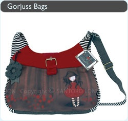 Gor Juss - Santoro  I have this bag and absolutely love it!