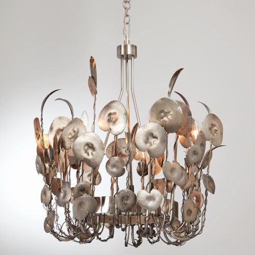 226 best chandeliers and other ceiling lights images on pinterest a home a global views company product groups lilium chandelier nickel aloadofball Image collections
