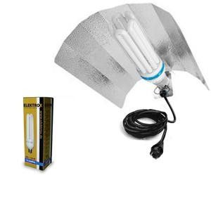 CFL / Low Energy Kit 125W Blue-6500k.