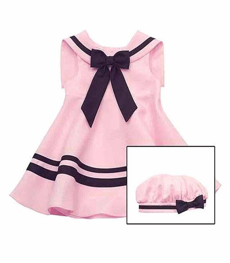 Amazon Rare Editions Baby Girls Infant Pink Sailor