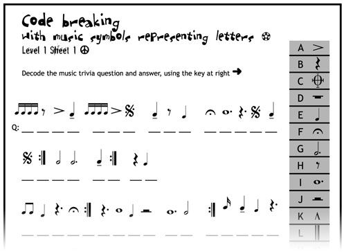 Fun Music Co Printables And Flashcards To Practise Music