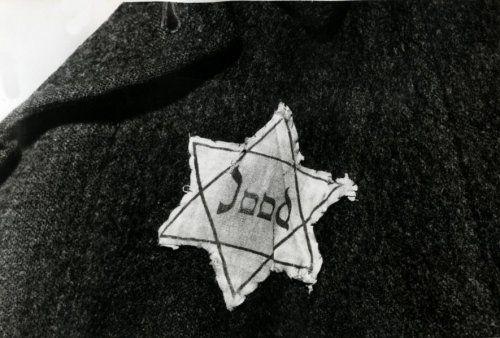 Een Jodenster gedragen door de meeste Joden.