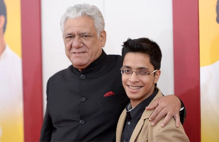 News Alert! Om Puri waited to see his son before his demise