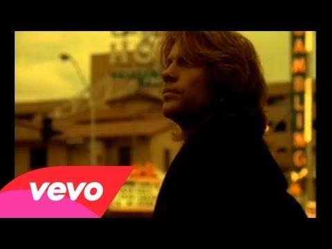 Bon Jovi - Someday I'll Be Saturday Night (Intl. Version) - YouTube